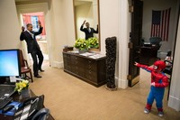 President Obama Photo Caption Contest